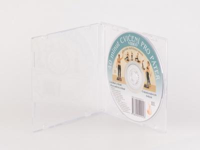 DVD - základné cviky SM